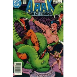 Arak: Son of Thunder Issue 27