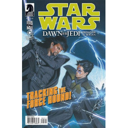 Star Wars: Dawn of the Jedi - Prisoner of Bogan  Issue 5