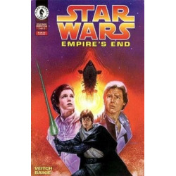 Star Wars: Empire's End  Issue 1