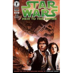 Star Wars: Heir to the Empire  Issue 2