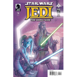 Star Wars: Jedi - The Dark Side  Issue 4