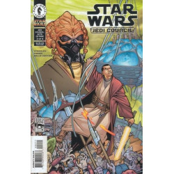 Star Wars: Jedi Council - Acts of War Mini Issue 2