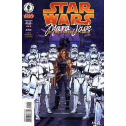 Star Wars: Mara Jade - By The Emperors Hand  Issue 1