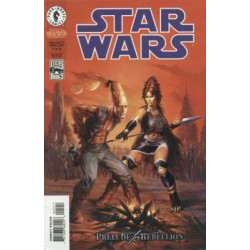 Star Wars: Republic  Issue 05