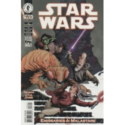 Star Wars: Republic  Issue 16