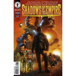 Star Wars: Shadows of the Empire  Issue 1