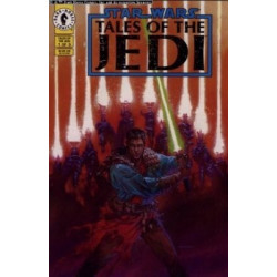 Star Wars: Tales of the Jedi  Issue 1
