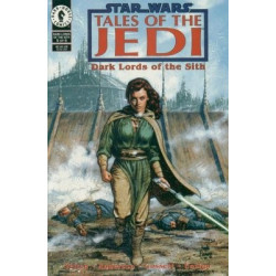 Star Wars: Tales of the Jedi - Dark Lords of the Sith  Issue 5