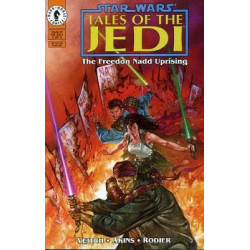Star Wars: Tales of the Jedi - The Freedon Nadd Uprising  Issue 2