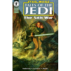 Star Wars: Tales of The Jedi - The Sith War  Issue 4