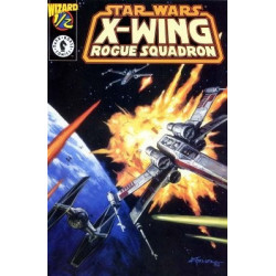 Star Wars: X-Wing Rogue Squadron  Issue 0.5