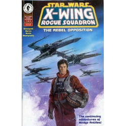 Star Wars: X-Wing Rogue Squadron  Issue 01