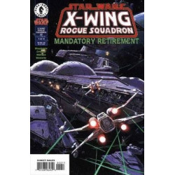 Star Wars: X-Wing Rogue Squadron  Issue 32
