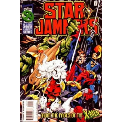Starjammers Mini Issue 1
