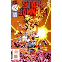 Starjammers Mini Issue 4