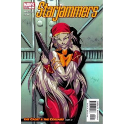 Starjammers Mini Issue 5