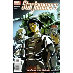 Starjammers Mini Issue 6