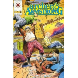 Archer & Armstrong  Issue 07