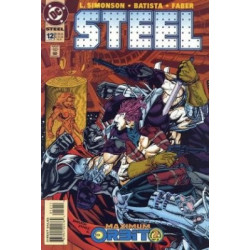 Steel  Issue 12