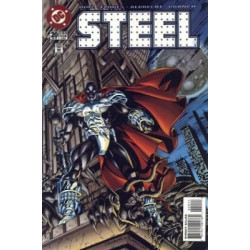 Steel  Issue 20