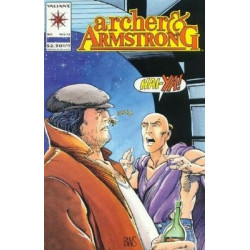 Archer & Armstrong  Issue 12