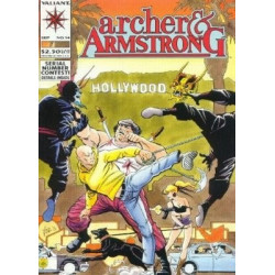 Archer & Armstrong  Issue 14