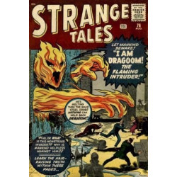Strange Tales Vol. 1 Issue 76