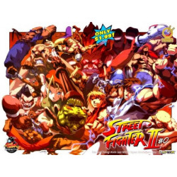 Street Fighter II  Issue 0