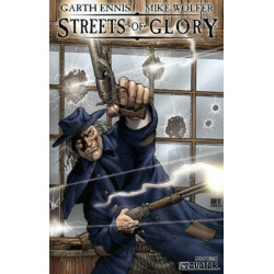 Streets of Glory  Issue Preview