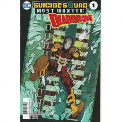 Suicide Squad: Most Wanted - Deadshot/Katana Issue 1w