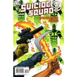 Suicide Squad: Raise the Flag  Issue 3
