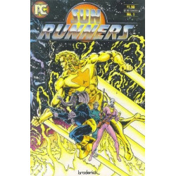 Sun Runners  Issue 1