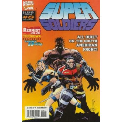 Super Soldiers  Issue 8
