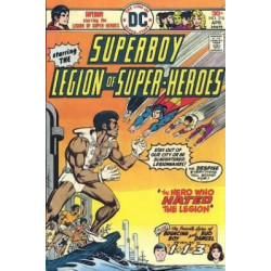 Superboy Vol. 1 Issue 216