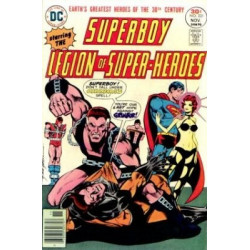 Superboy Vol. 1 Issue 221