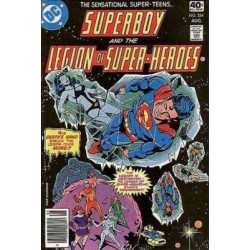 Superboy Vol. 1 Issue 254