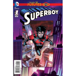 Superboy: Futures End One-Shot Issue 1