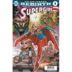 Supergirl Vol. 7 Issue 1w