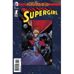 Supergirl: Futures End One-Shot Issue 1b