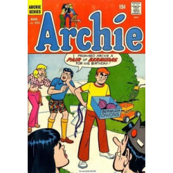 Archie Comics  Issue 211