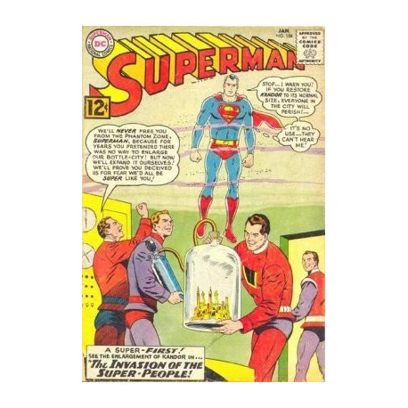 Superman Vol. 1 Issue 158