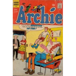 Archie Comics  Issue 217