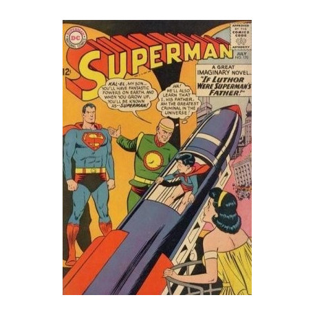 Superman Vol. 1 Issue 170