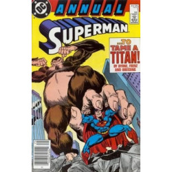 Superman Vol. 2 Annual 1