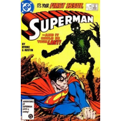 Superman Vol. 2 Issue 001