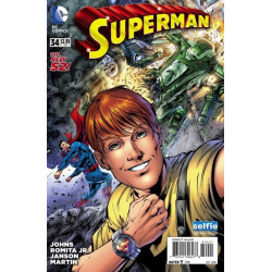 Superman Vol. 3 Issue 34b