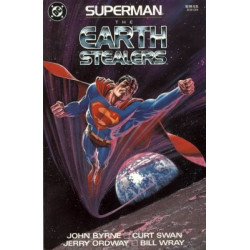 Superman: The Earth Stealers  Issue 1