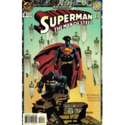 Superman: The Man of Steel  Annual 3