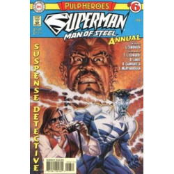 Superman: The Man of Steel  Annual 6