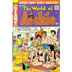 Archie Giant Series Magazine Issue 225
